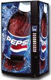 Pepsi Vending Machine
