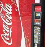 Coke Vending Machines