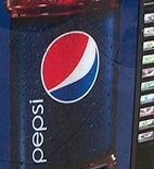 Pepsi Vending Machines
